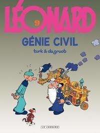 De Groot et  Turk - Léonard Tome 9 : Génie civil.