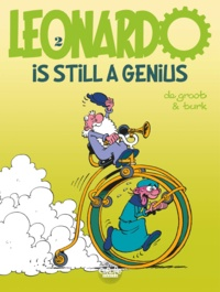 De Groot et  Turk - Léonard - Volume 2 - Leonardo is Still a Genius.