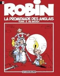 De Groot et  Turk - Robin Dubois - Tome 7 - La Promenade des Anglais.