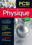 De La Baume - Elfassi Frédériq et  Goutelard Caroline - Exos Résolus - Prépas Physique PCSI.