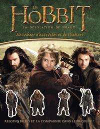 De la Martinière - Le Hobbit, la désolation de Smaug - Le cahier d'activités et de stickers.