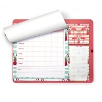 De Lantaarn - Family planner flamant rose.