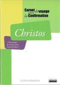 De lucon Diocese - Christos guide animateur carnet de route vers la confirmation.