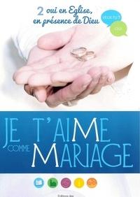 De lucon Diocese - Je t'aime comme mariage.
