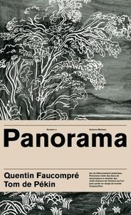 """DE PEKIN/Q.FAUCOMPRE - Panorama 4 """"Watteau""""."""