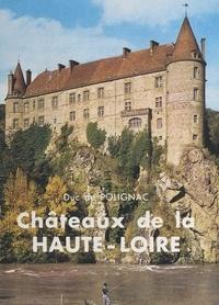 de Polignac et P. Burger - Châteaux de la Haute-Loire.