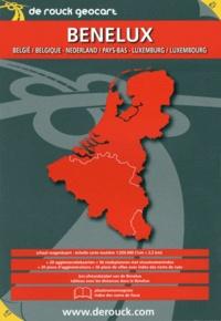 De Rouck Editions - Atlas routier Benelux.