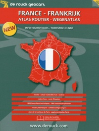 De Rouck Editions - Atlas routier France.
