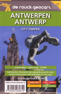 De Rouck Editions - City Tripper Anvers.