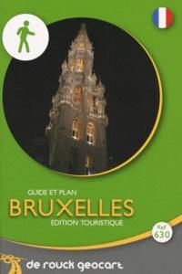 De Rouck Editions - Guide et Plan de Bruxelles - Edition touristique.