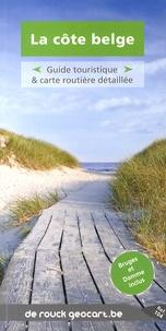 De Rouck Editions - La côte belge - Guide touristique & carte routière détaillée.