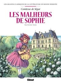 De segur Comtesse et Maxe L'Hermenier - Les malheurs de sophie en bd.