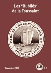 """De travail des archives Groupe - Les """"Oubliés"""" de la Toussaint - 2020."""