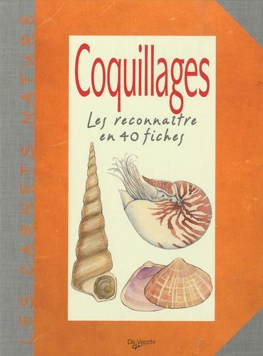 De Vecchi - Coquillages - Les reconnaître en 40 fiches.