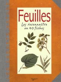 De Vecchi - Feuilles - Les reconnaître en 40 fiches.