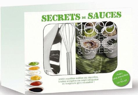 De Vecchi - Mes secrets de sauce + objet.