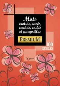 De Vecchi - Mots croisés, casés, cachés codes et anagrilles - 100 grilles.