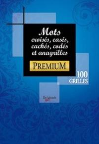 De Vecchi - Mots croisés, casés, cachés, codés et anagrilles - 100 grilles.