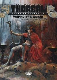 De Vita et Yves Sente - Kriss of Valnor - Volume 3 - Worthy of a Queen.