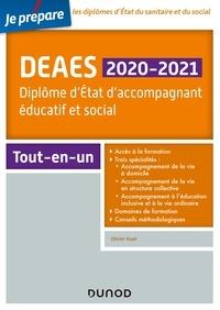 Livres de téléchargement Ipad DEAES 2020-2021  - Diplôme d'Etat d'accompagnant éducatif et social - Tout-en-un en francais par  9782100803309