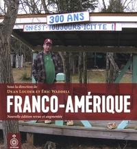 Dean Louder et Eric Waddell - Franco-Amérique.