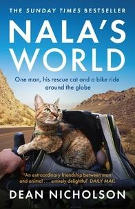 Dean Nicholson - Nala's World - One man, his rescue cat and a bike ride around the globe.