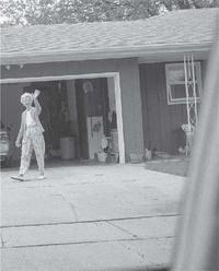 Deanna Dikeman - Leaving and waving.