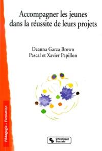 Deanna Garza Brown et Pascal Papillon - .