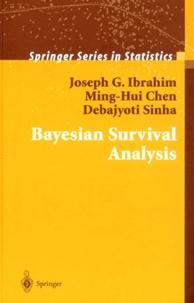 Debajyoti Sinha et Joseph G. Ibrahim - Beysian Survival Analysis.