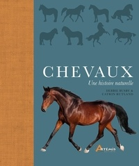 Chevaux- Une histoire naturelle - Debbie Busby pdf epub