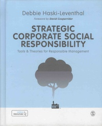 Debbie Haski-Leventhal - Strategic Corporate Social Responsibility - Tools and Theories for Responsible Management.