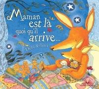 Debi Gliori - Albums coups de coeur - Maman est là quoi qu'il arrive.