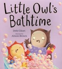 Debi Gliori - Little Owl's Bathtime.