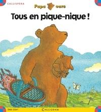 Debi Gliori - Tous en pique-nique !.