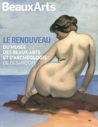 Débora Bertol et Julien Cosnuau - Le renouveau du Musée des beaux-arts et d'archéologie de Besançon.
