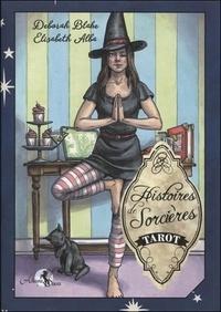 Deborah Blake et Elisabeth Alba - Coffret Histoires de sorcières Tarot.