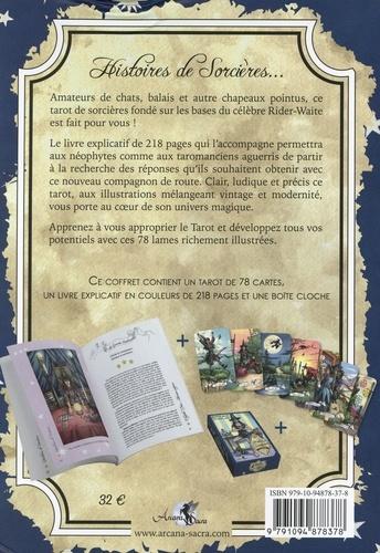 Coffret Histoires de sorcières Tarot