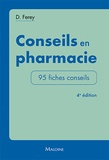 Deborah Ferey - Conseils en pharmacie - 95 fiches conseils.