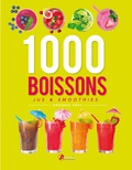 Deborah Gray - 1000 boissons, jus & smoothies.