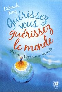 Deedr.fr Guérissez-vous, guérissez le monde - Guérir, s'épanouir et grandir Image