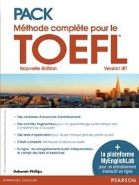Deborah Philips et Hélène Bourgeois - Méthode complète pour le TOEFL + MyEnglishLab.