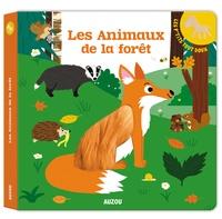 Déborah Pinto - Les animaux de la forêt.