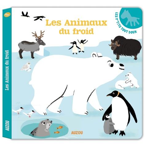 Mon coffret à toucher Les animaux. Coffret en 4 volumes : Les animaux du froid ; Les animaux de la forêt ; Les animaux de la montagne ; Les animaux de compagnie