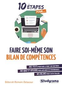 Déborah Romain-Delacour - Faire soi-même son bilan de compétences.