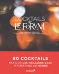 Deborah Rudetzki - Cocktails by le forvm.