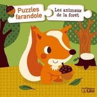 Deborah Van de Leijgraaf - Les animaux de la forêt.