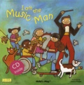 Debra Potter - I am the Music Man. 1 CD audio