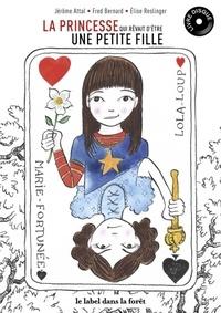 """Afficher """"La Princesse qui rêvait d'être une petite fille"""""""