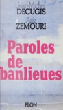 Decugis et Aziz Zemouri - .