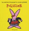 Dedieu - Policier.